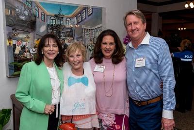 Katherine Fernandez Rundle, Peggy Sapp, Donna Abood, Michael Fay