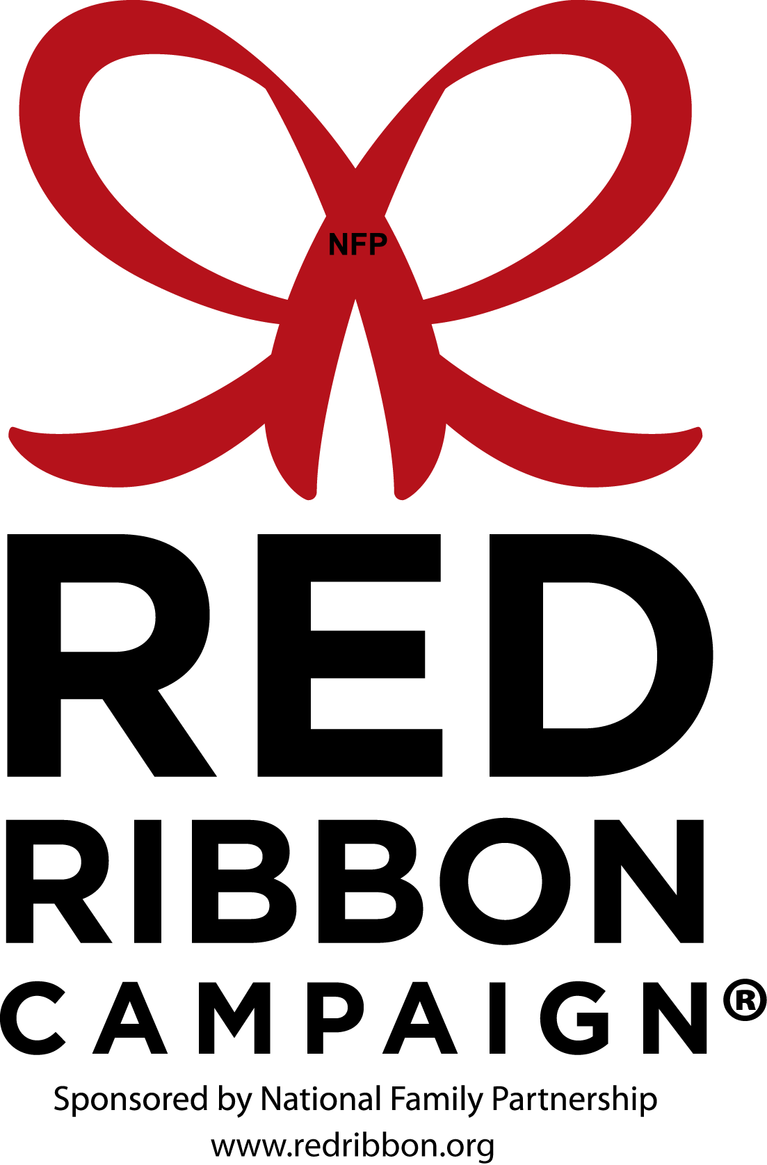 Red Ribbon Campaign Logo