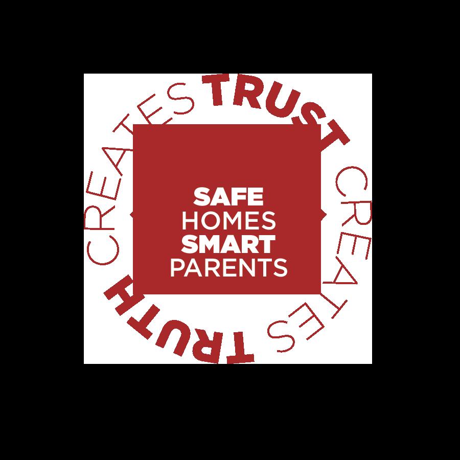 Safe Homes Smart Parties Logo