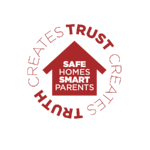 Safe Homes Smart Parties Logo