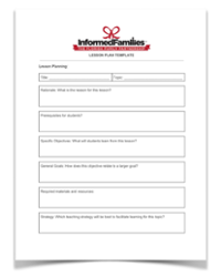 Teacher Tools Minute Lesson Plan Hack And More - Teacher lesson plan template