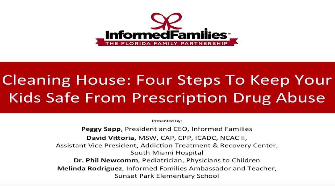 Informed Families Webinars