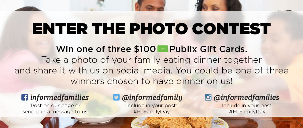 Family Day Photo Contest