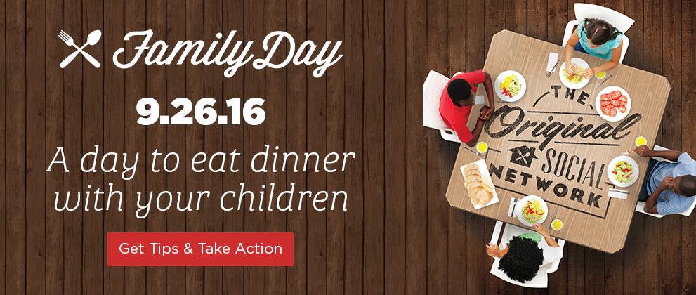 Family Day September 26 2016
