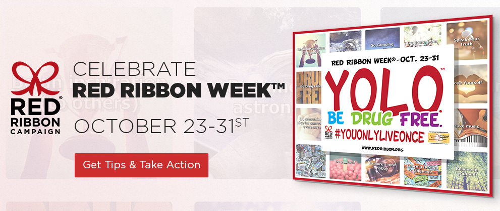 Red Ribbon Week 2016 - October 23-31st