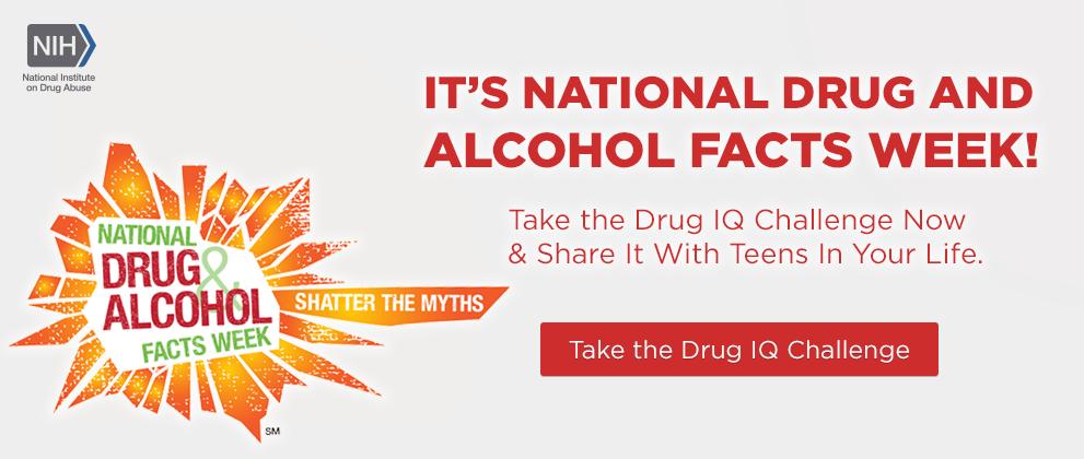 Take the Drug IQ Challange!