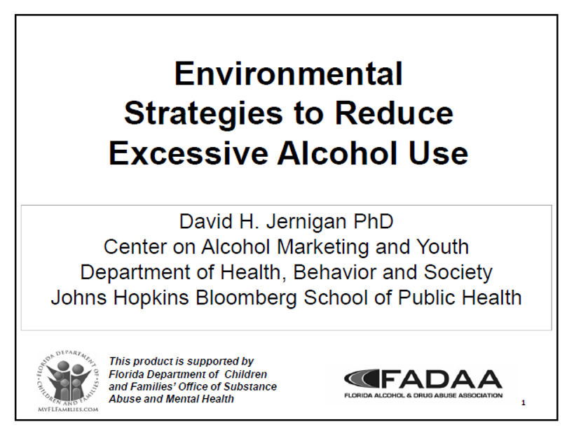 Underage Drinking: The Latest Research From John Hopkins University